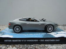 Voiture James Bond 007 Aston Martin V12 Vanquish Die another day Voiture 1/43eme