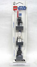 LEGO® Star Wars™ Darth Vader Battle Damaged Magnet Figuren Set nicht Verklebt!