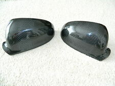 VW Golf 5 Jeta R32 GTI Carbon Spiegelkappen Spiegel Mirror Replacements Cover