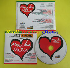 CD MAGIKA ITALIA compilation DJ FRANCESCO GABRY PONTE PREZIOSO (C10) no lp mc