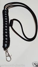 Thin Gray Line Correctional Officer, Corrections Guard Lanyard with Breakaway
