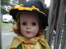 "Vintage 17"" 1950's Annie Oakley Jointed Sweet sue Charchter Doll"