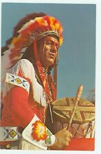 The Native American, Famous Chief (unmailed (indiansA110*4