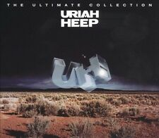 The Ultimate Collection [Uriah Heep] [2 discs] New CD