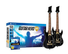 Guitar Hero-Live incl. 2x guitarra para PlayStation 4 ps4 | bundle | mercancía nueva