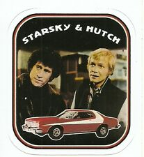 STARSKY AND HUTCH  Sticker Decal