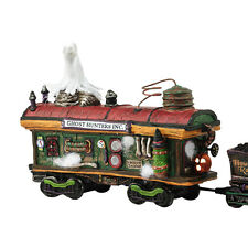 Dept 56 Halloween - Village Scary Ghost Hauler 4054982 NIB
