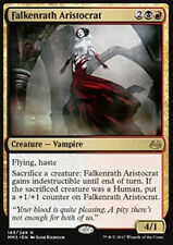 MTG FALKENRATH ARISTOCRAT - ARISTOCRATICA FALKENRATH - MMA3 - MAGIC