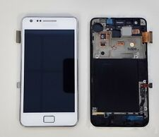 Samsung i9105 Galaxy S2 Plus i9105P Weiss White LCD Display Glas Touch Screen