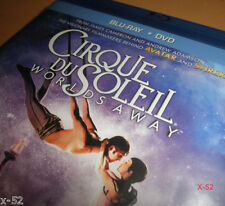 CIRQUE DU SOLEIL movie WORLDS AWAY blu-ray dvd JAMES CAMERON erica linz