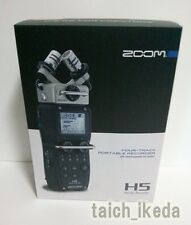 Zoom H5 Portable Handheld Field Recorder w/ Interchangeable Microphone System