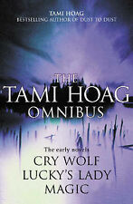 The Tami Hoag Omnibus: Magic, Lucky's Lady, Cry Wolf, Hoag, Tami, Good Book