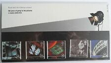 GB 1996 100 Years Of Going To The Pictures - Cinema - Presentation Pack 266 MINT