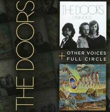 Other Voices/Full Circle von The Doors (2015), Neu, OVP, 2 CD Set !!!