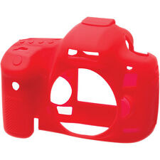 easyCover Protective Skin - Camera Cover for Canon EOS 5D Mark III (Red)