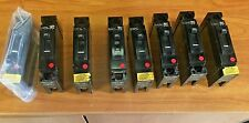 GENERAL ELECTRIC CIRCUIT BREAKER 20 AMP 125 VDC 240 VAC 1POLE TEB112020