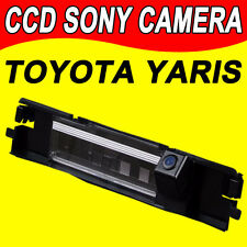 CCD car reverse camera for Toyota YaRis auto kamera gps radio rear view back up