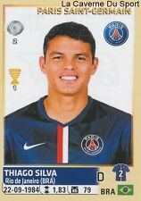 370 THIAGO SILVA # BRAZIL PSG PARIS.SG STICKER PANINI FOOT 2015