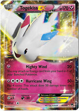 Togekiss EX 83/122 XY Breakpoint HOLO PERFECT MINT! Pokemon