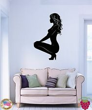 Vinyl Decal Wall Sticker Strip Tease Sexy Striper Girl Beautiful Woman (z1057)