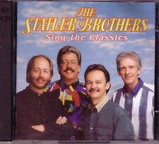 STATLER BROTHERS Sing Classics HEARTLAND 2CD Anthology MAKING BELIEVE TOM DOOLEY