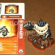TERRABITE Skylanders Trap Team NEW figure+card+code mini Terrafin sidekick
