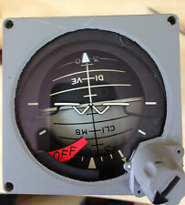 Aircraft Cockpit Smiths Industries Attitude indicator