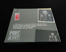 Jerry Garcia Band Pure Jerry 3 CD 1987 Lunt Fontanne Best of Rest Grateful Dead
