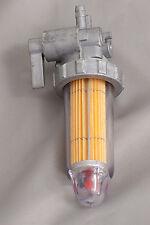 Diesel Filter mit Schauglas, Wasser Diesel Abscheider, mit Absperrhahn