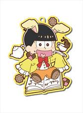 Osomatsu-San Matsuno Jyushimatsu Alice Ver. Rubber Phone Strap