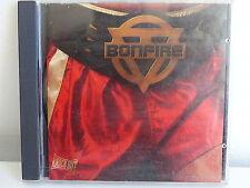 CD ALBUM BONFIRE Knock out PD75093
