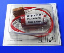 Auth 3G2A9-BAT08 (C500-BAT08) PLC Battery For OMRON CQM1 C60P C2000H C500 C20 XG