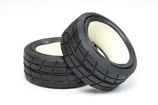 Reifen Radial mit Einlagen Tamiya 51023 Preiswert Neu
