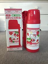SANRIO HELLO KITTY THERMOS FLASK. 0.95L. BRAND NEW AND BOXED