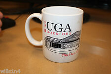 UGA University of Georgia Bookstore Coffee Mug Cup B8