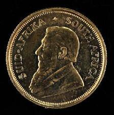 1980 South Africa 1/10 oz Gold Krugerrand - .9167 Fine Gold