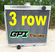 56mm 3 core aluminum radiator Ford XY XW 302 GS GT 351 cleveland