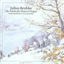 Julius Reubke: Complete Works for Piano & Organ, New Music