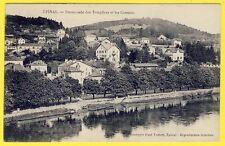 cpa Lorraine 88 - ÉPINAL (Vosges) Promenade des TEMPLIERS et les COTEAUX