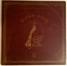 Diana Ross Lady Sings The Blues Complete 2 LPs Booklet 1972 Excellent
