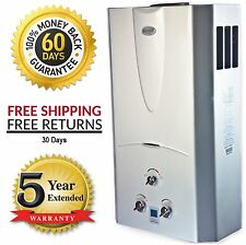 Marey 4.3 GPM Tankless Water Heater Natural Gas W/ Digital Temperature 16 LPDP