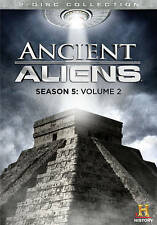 Ancient Aliens: Season 5 Vol 2, New DVDs