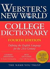 Webster's New World College Dictionary Staff of Webster's New World Dictionary,