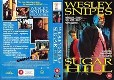 Sugar Hill, Wesley Snipes Video Promo Sample Sleeve/Cover #14890