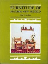 Furniture of Spanish New Mexico, Alan C. Vedder, 0913270660, Book, Acceptable