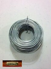 M00250 MOREZMORE 17 GA Steel Wire Sculpting Doll Figure Armature 100 ft A60