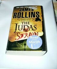 THE JUDAS STRAIN by JAMES ROLLINS 2008 PB