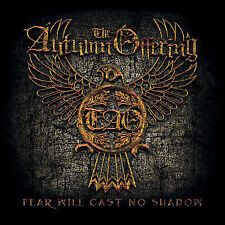 The Autumn Offering - Fear Will Cast No Shadow [PA] (CD, Oct-2007, Victory)PROMO