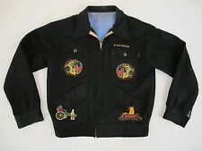 Vintage Dated 51~52 US Army Navy Wool & Satin SOUVENIR JACKET, Japan Korea China