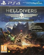 Helldivers SUPER Earth Ultimate Edition NUOVO e SIGILLATO